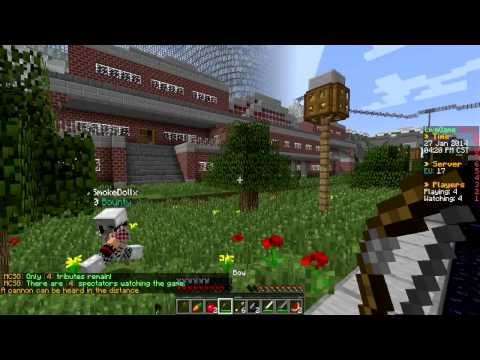 [Hunger Games] - Minecraft - Come vincere un HG!!! - W/ ValeGrG94
