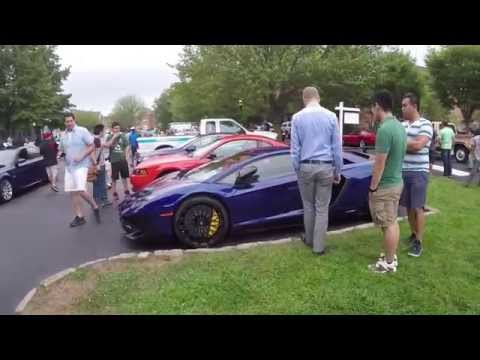 Regular Car Reviews goes to Katie's Cars & Coffee