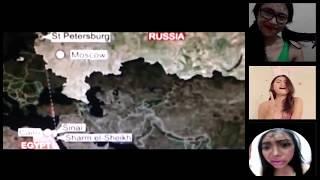 Russian Airbuz A321 Air Crash Caugh on Investigation