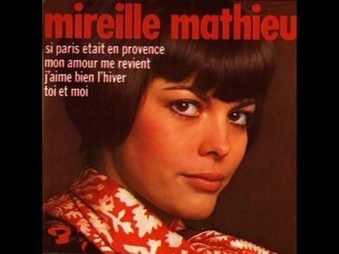 Mireille Mathieu Toi et moi (1970)