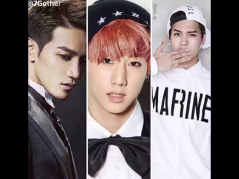 [Audio] True Swag Jun K Ft.GOT7  Mark,Jackson   Cr.7Gother