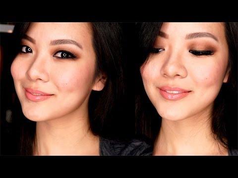 Makeup Tutorial: Easy Brown Smoky Eyes