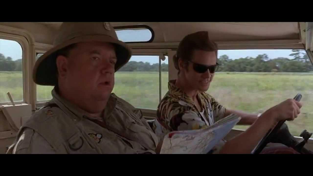 Ace Ventura: When Natu... Jim Carrey