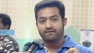 temper-jr-ntr-full-speech-cricket-match-memu-saitam-eventmemu-saitham-for-hudhud