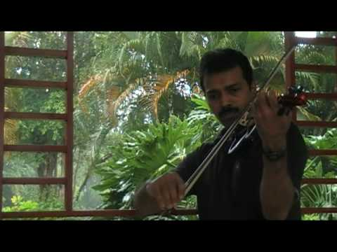 Kal Ho Naa Ho - Violin Solo By Shine video