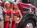 F1 B1 Budweiser Girls