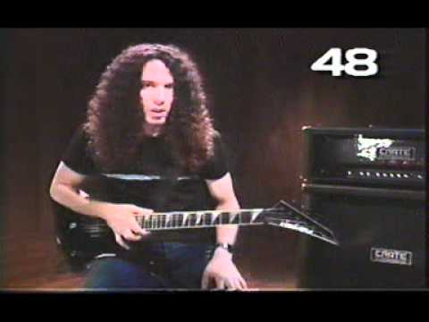 Marty Friedman - Electric Guitar Day One - Play Solos / Scales