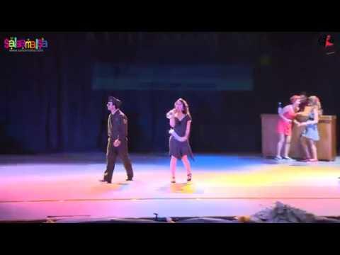 Lindy Hop Dance Performance by Tolga Bostanci  - Danskeyfi Kuruluş Yıldönümü Kutlamaları
