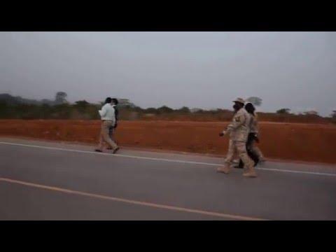 UNDP, Japan Officials Visit Liberia-Guinea Border