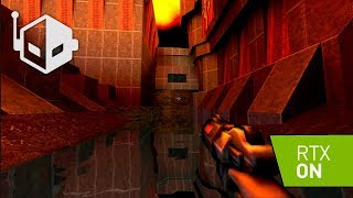 Quake 2 Now Fully Ray Traced, RTX/ON?