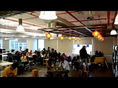 Harlem Shake @ Facebook India