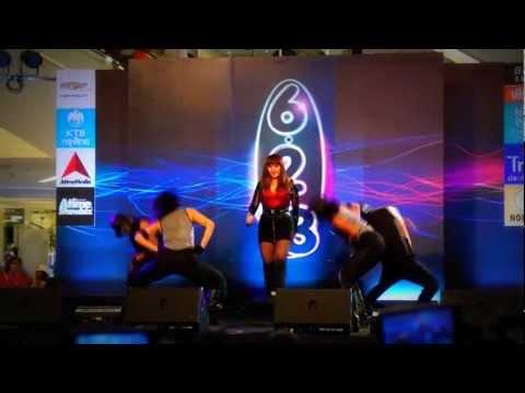 Tata Young - เตรียมไว้เลย  Press Conference 6 2 13 Concert
