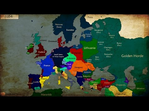 The History of Europe [1-2017]
