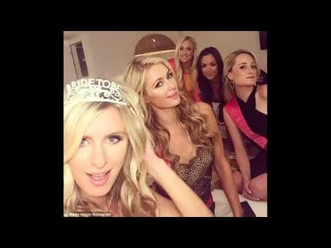 Paris Hilton Shares Behind the Scenes Photos From Sister Nicky Hilton's London Wedding