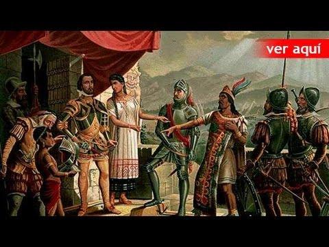 La verdadera historia de la conquista de Tenochtitlan. Parte I