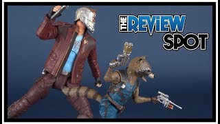 Toy Spot | Diamond Select Guardians of the Galaxy Vol. 2 Select Star-Lord & Rocket Raccoon