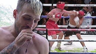 Why I Lost On The KSI v Logan Paul Boxing Fight
