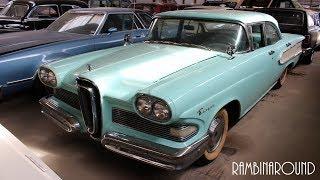 1958 Edsel Ranger Sedan 361 V8 303 HP