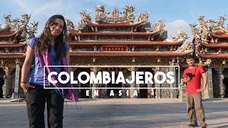 Tainan, Taiwan | Colombiajeros en Asia