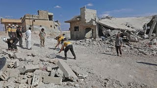 Turkey, Russia agree on borders of Idlib disarmament zone