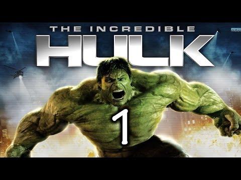 The Incredible Hulk - Gameplay Walkthrough Part 1 -  Beginning