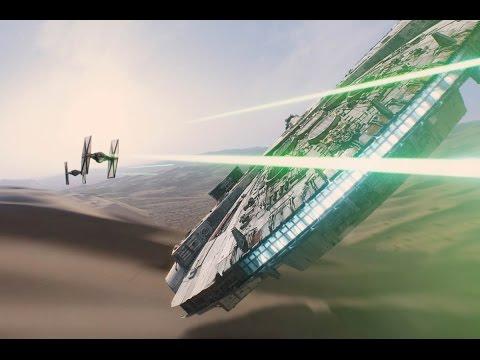 Звездные войны: эпизод 7. пробуждение