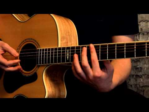 How To Play Everlong By The Foo Fighters On Guitar - Acoustic Lesson