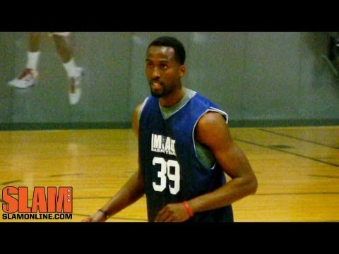 Warren Ward 2013 NBA Draft Workout - Canada's Top College Player - Impact Basketball