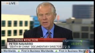两美国教授在CNBC电视争论中国房地产 (2013-03-06)