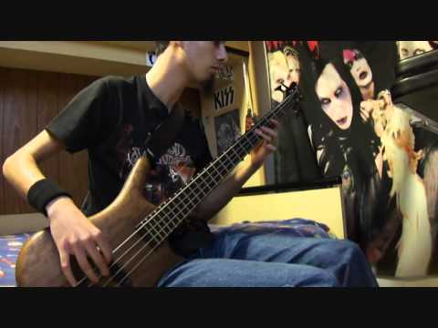 Poison - Talk Dirty To Me Bass Cover By Marga