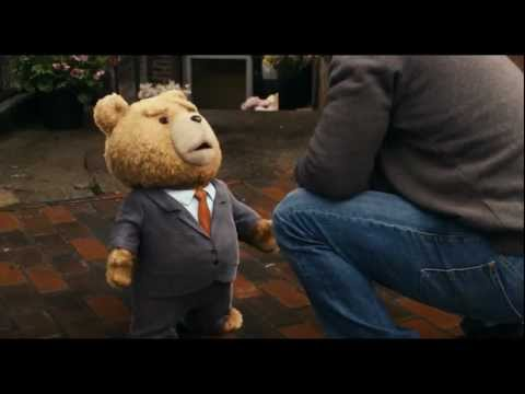 Ted  Family Guy Trailer Official 2012 1080 HD