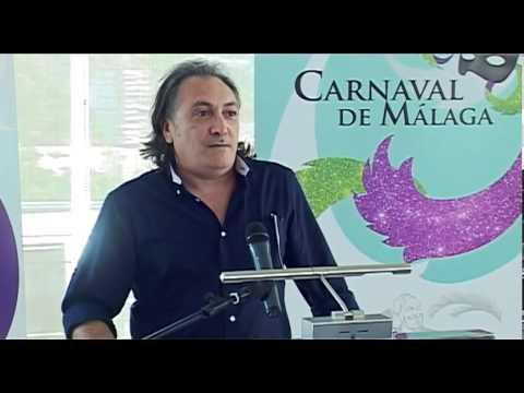 Presentación Carnaval de Málaga 2014