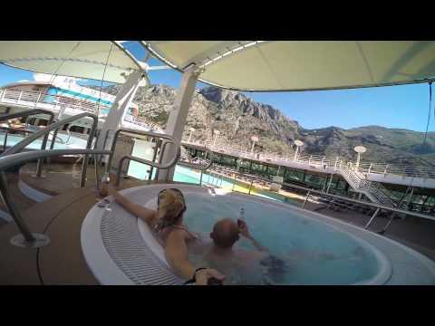 Honeymoon Cruise - Serenade of the Seas