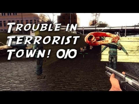 TROUBLE IN TERRORISTTOWN #010 - [HD+] | Let's Play TTT