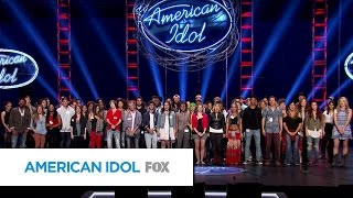 Happy Holidays From The American Idol Contestants - AMERICAN IDOL