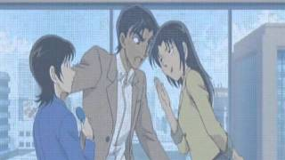 Heiji and Kazuha in 10 years (Ova 9)
