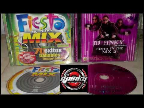 Dj Pinky Fiesta Mix Retro Cumbia  Cd Completo By DjChipyMix