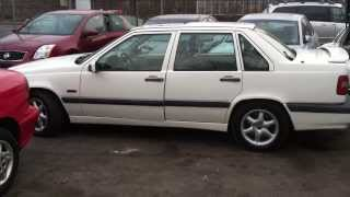 Look at a 1995 Volvo 850 GL