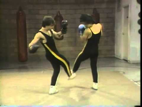 Salem Assli Savate 7 Intro Panther Video