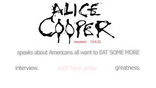 Watch Alice Cooper Eat Some More video