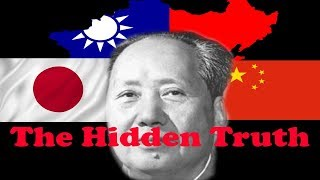 Why Taiwan China unification from History of Mao Zedong and Japan