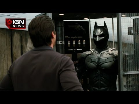 IGN News - Bale's Batman to Return for Justice League?