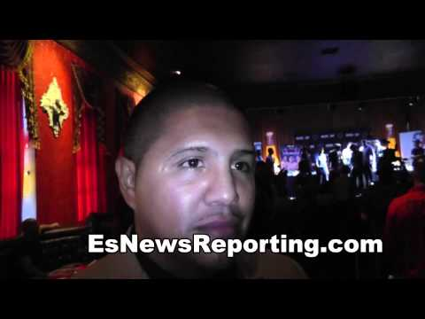 Fernando Vargas Floyd Mayweather vs Manny Pacquiao Will Happen And FM Will Win - EsNews