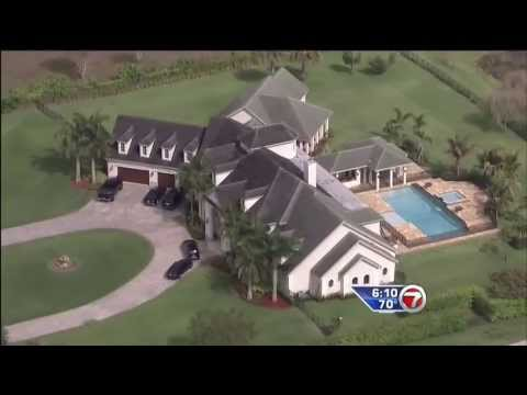 May 02, 2013 - WSVN - Attempted Robbery At Miami Heat Udonis Haslem's South West Ranches Home