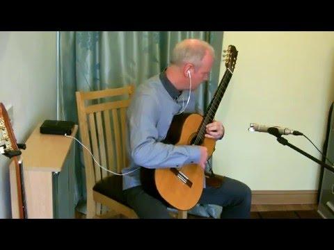 Хоакин Родриго - Concerto de Aranjez для гитары Часть 3
