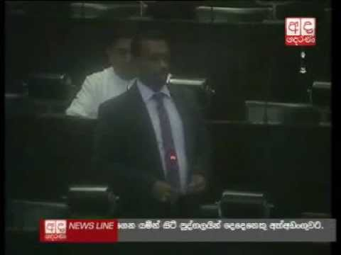 Sports Minister avoids question on Sumathipala contesting SLC post