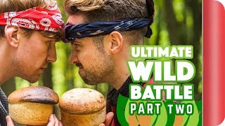 THE ULTIMATE WILD COOKING BATTLE PT.2
