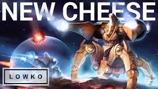 StarCraft 2: NEW Protoss Playstyle?!