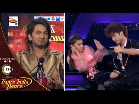 Dance India Dance Season 3 March 04 12 - Raghav & Sneha