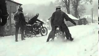 Concentration Moto plateau de Millevaches 1969 2.83 MB